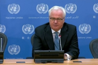 Press Conference by H.E. Mr. Vitaly I. Churkin, Permanent Representative of the Russian Federation to the United Nations