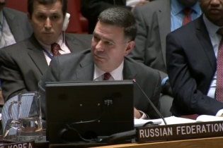 Statement by Mr. Alexander Pankin, First Deputy Permanent Representative of the Russian Federation to the United Nations at the UN Security Council meeting on Ukraine